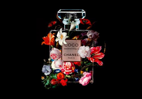 Wandkraft The Perfume Collection VI - Metropolitan collectie