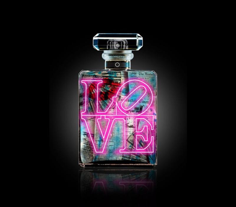 The perfume collection IV - Metropolitan collectie