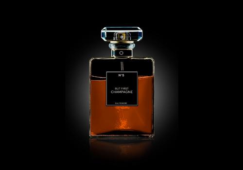 Wandkraft The Perfume Collection III - Metropolitan collectie