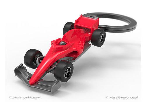 MTM Sleutelhanger Formule 1 rood