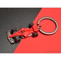 Sleutelhanger Formule 1 rood