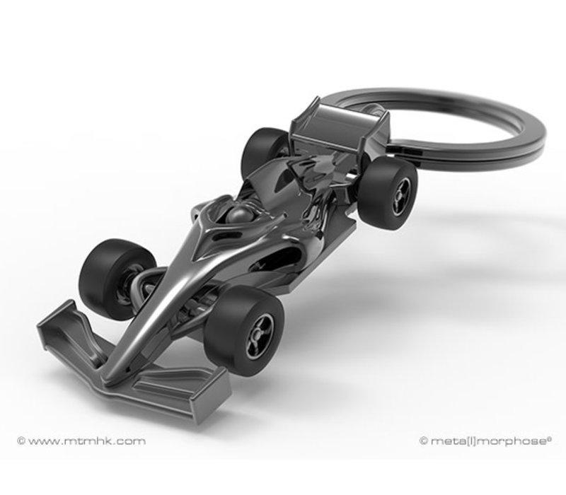 Sleutelhanger Formule 1 zwart
