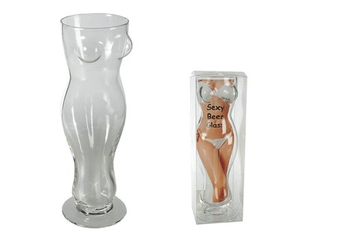 Beer Glass, Female Torso I
