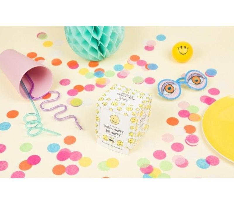 Challenge cube Happiness