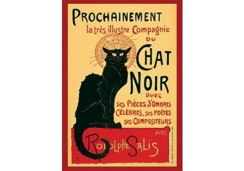 Poster 139 |  CHAT NOIR