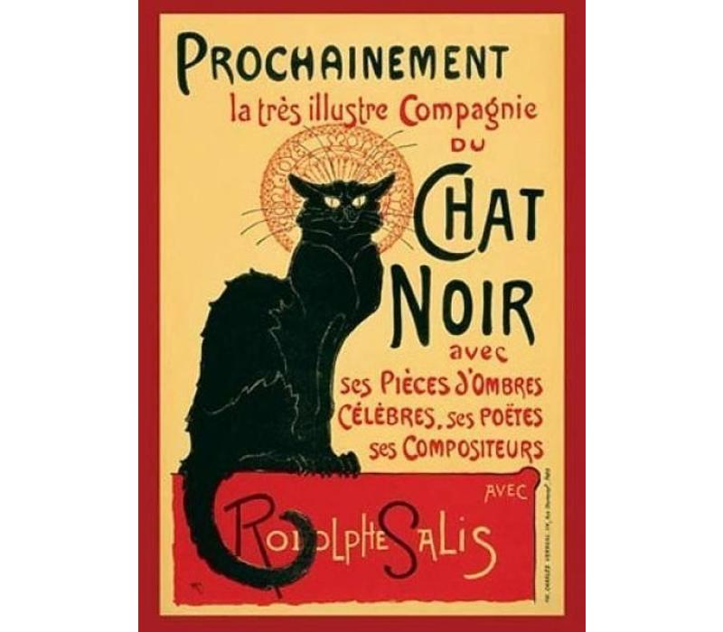 Poster |  CHAT NOIR