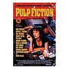 Poster 166 |  PULP FICTION COVER