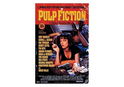 PULP FICTION COVER