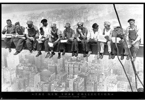 Poster 91 |  NEW YORK ROCKEFELLER CENTER 1932