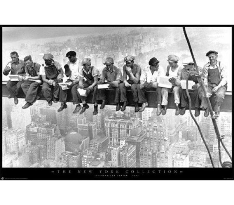 Poster |  NEW YORK ROCKEFELLER CENTER 1932