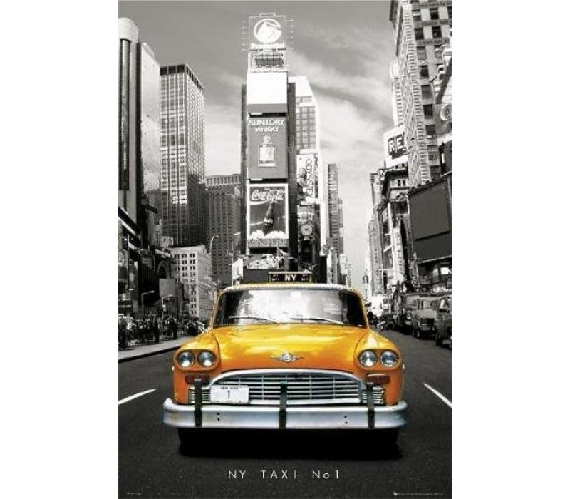 Poster |  NEW YORK TAXI NO.1