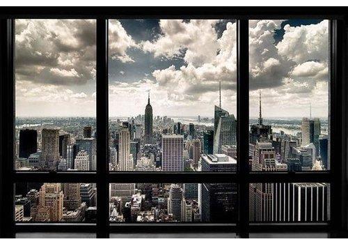 Poster 83    NEW YORK WINDOW