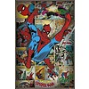 Poster |  MARVEL COMICS SPIDERMAN RETRO