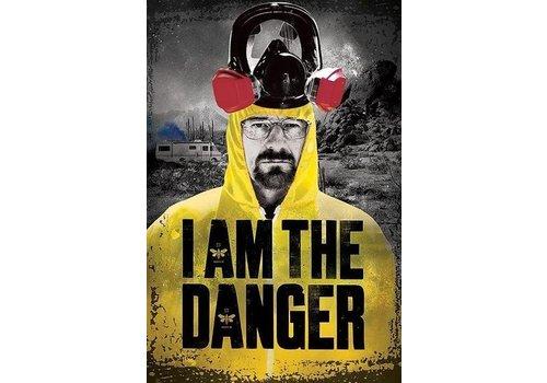 Poster |  BREAKING BAD - I AM THE DANGER