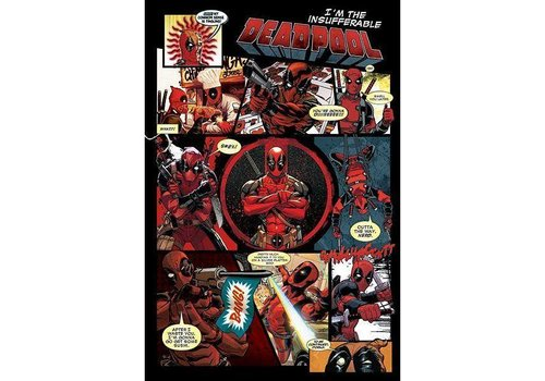 Poster |  DEADPOOL PANELS