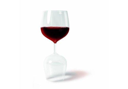 Invotis Wit en rood wijnglas