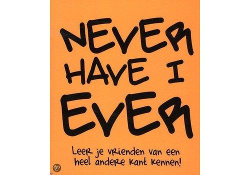 BBNC Boek - Never have I ever