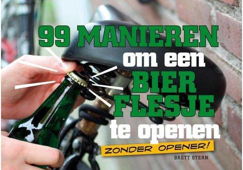 BBNC Boek - 99 manieren om een bierflesje te openen