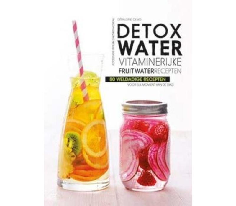 Detox water - vitaminerijke fruitwater recepten