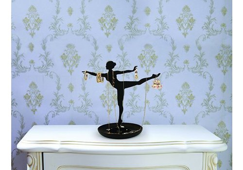 Kikkerland Sieradenstandaard - Ballerina