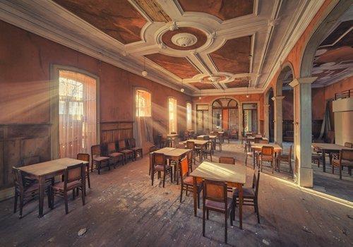 Matthias Haker The Dining Room