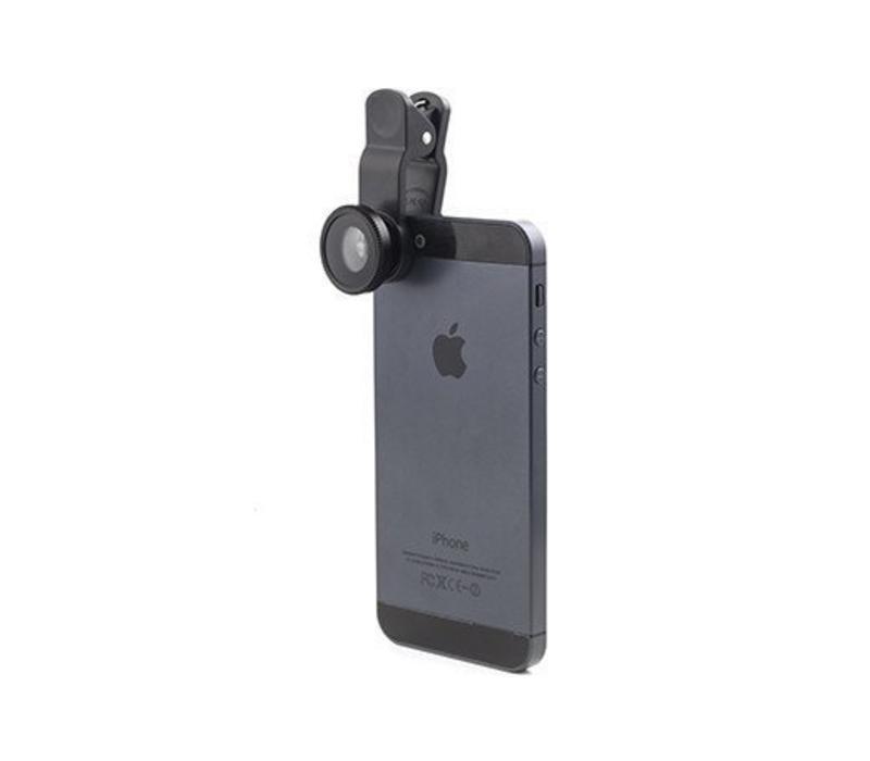 Set camera lensjes voor mobiel