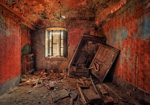 Matthias Haker The Red Room
