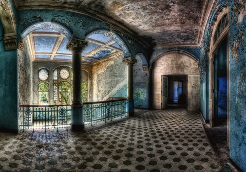 Matthias Haker Beautiful Decay