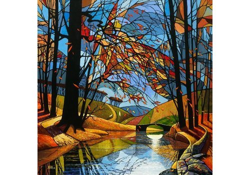 David James Autumn Stream