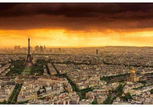 Arnaud Bertrande Sunset to Paris