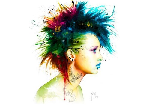 Patrice Murciano Fashion Punk