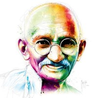 Gandhi - I am love