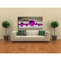 Purple bowl III