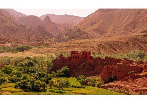 Atlas gebergte - Marokko