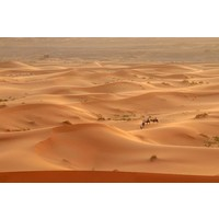 De Marokkaanse Sahara