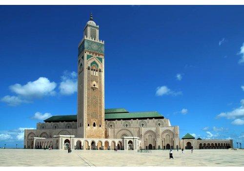 Hassan II Moskee - Casablanca