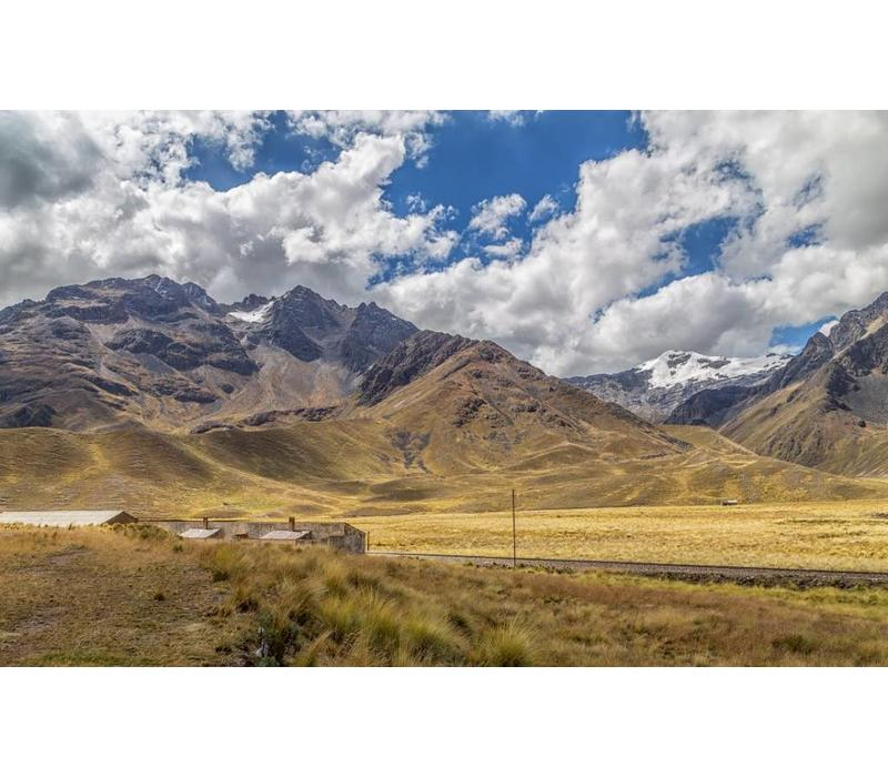 Peru landschap