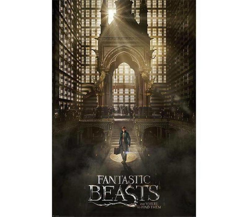 Poster |  Fantastic beasts teaser