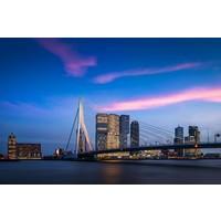 The Bridge | Rotterdam skyline