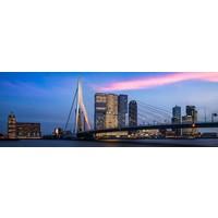 The bridge panorama | Rotterdam skyline