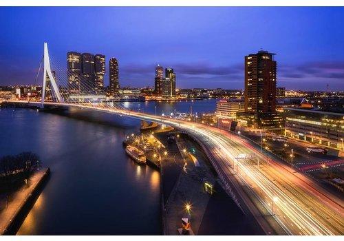 Vincent Fennis Rotterdam Highspeed | Rotterdam skyline