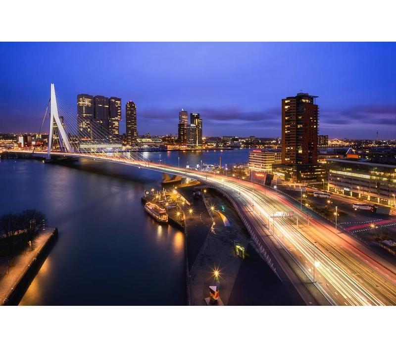 Rotterdam Highspeed | Rotterdam skyline
