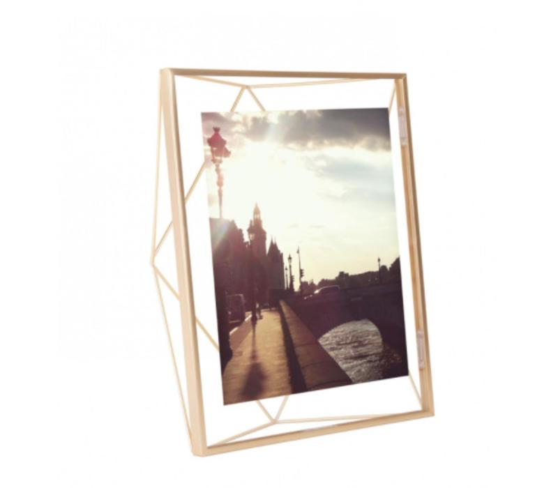 Prisma- fotolijst 20x25cm Goud