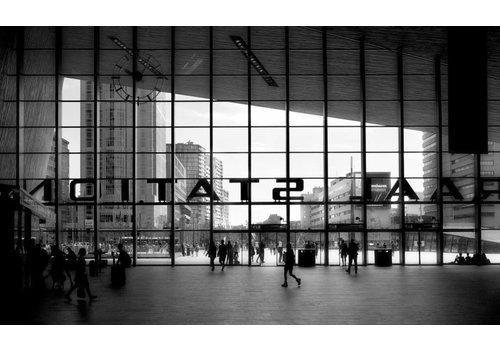 Ben Kleyn Rotterdam Centraal station
