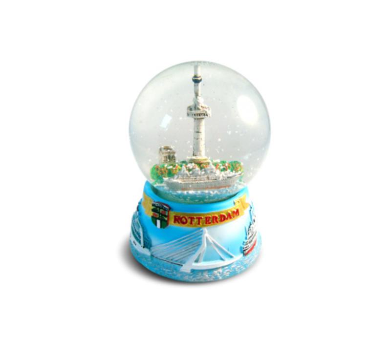 Sneeuwbol Euromast