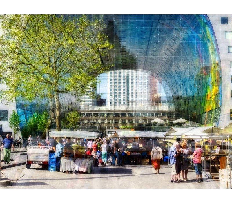 Markt - Markthal Rotterdam