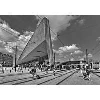 Rotterdam Centraal BlackWhite