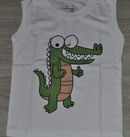 Wit Gator T-shirt