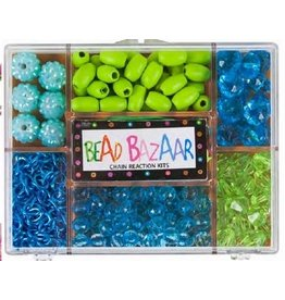 Bead Bazaar Ketting Set Turquoise
