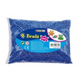 Playbox Pakket 6000 Blauwe Strijkkralen
